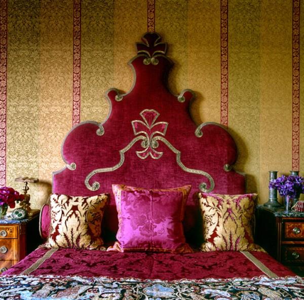 интерьер иранский стиль