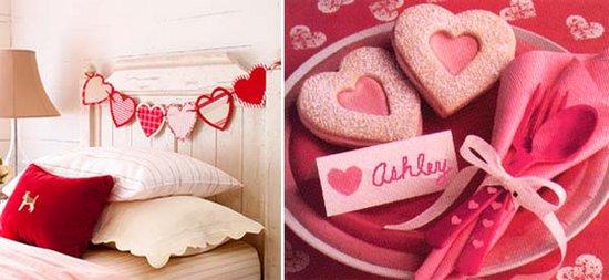 дарим валентинки