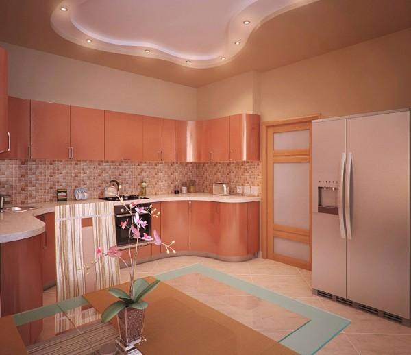 плита, интерьер, кухня