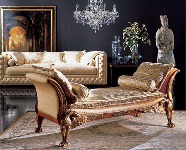стиль ампир в деталях мебели