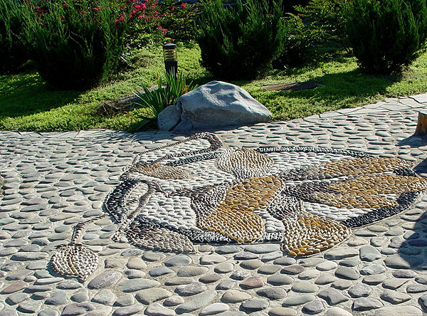 дорога из камня