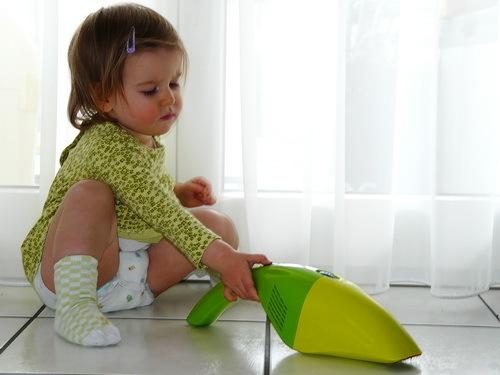 эффективное использование пылесоса