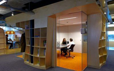 необычный офисный стиль