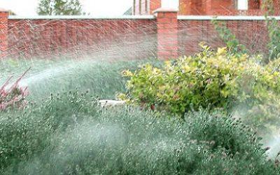 насос для полива участка