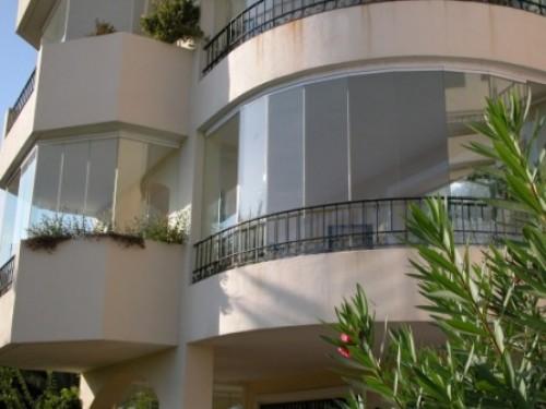 балкон, окно