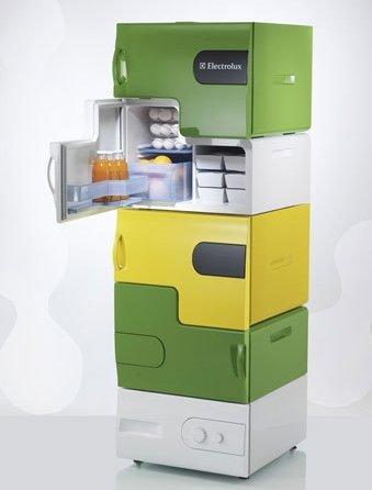 трансформируемый холодильник