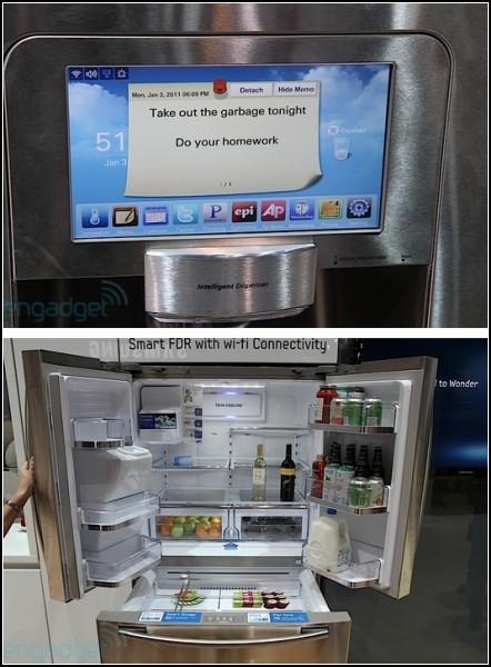 холодильник с интернетом