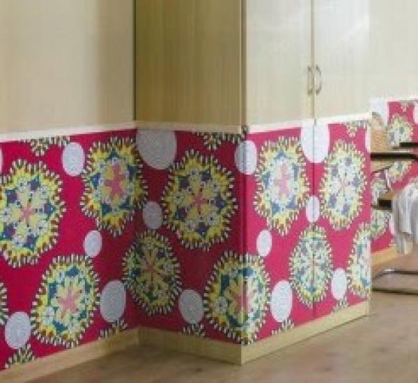 Декорирование шкафа своими руками