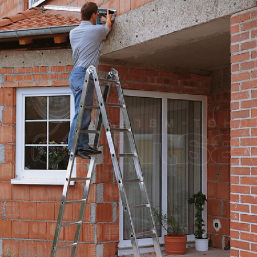 виды лестниц для строительных работ и ремонта
