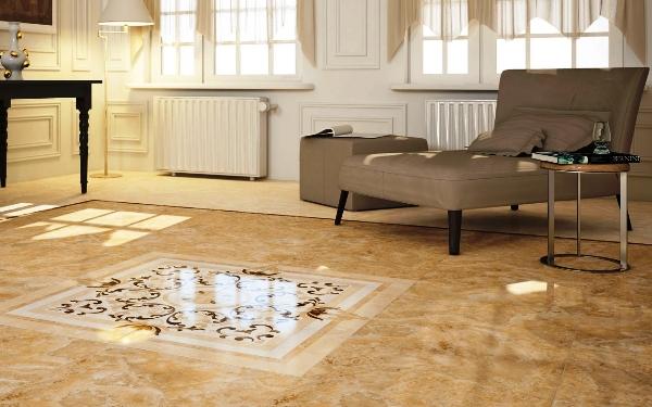 Мраморная плитка в Интерьере - красиво и стильно