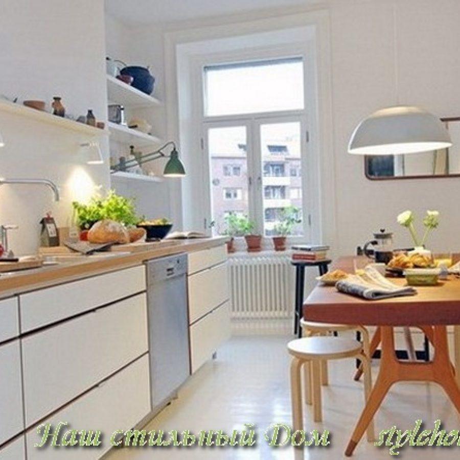 Основные этапы кухонного обустройства