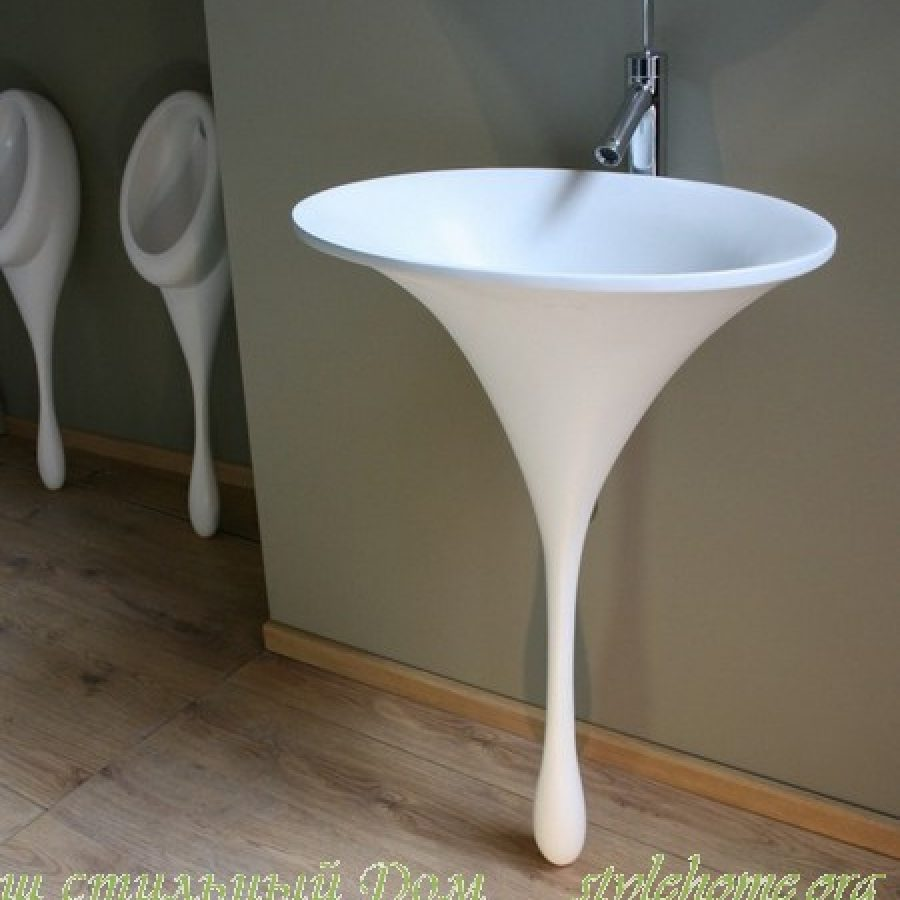 Оригинальные раковины для ванн