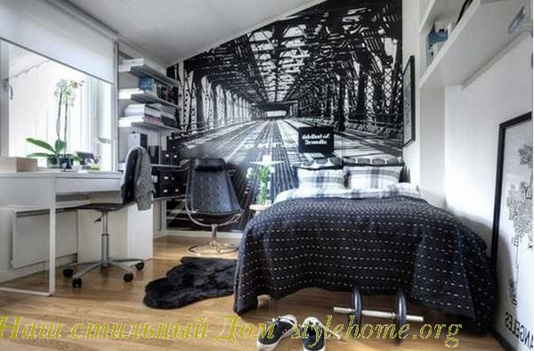 приемы дизайна для маленькой спальни