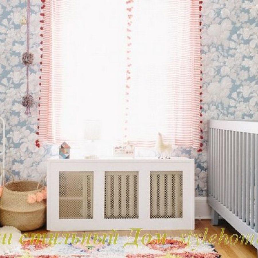 как замаскировать радиаторы отопления