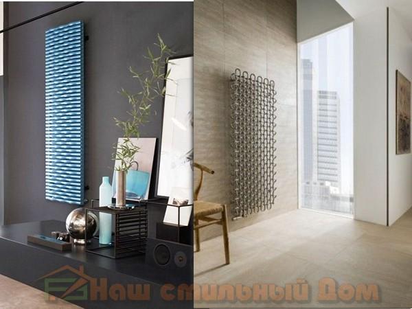 Современный дизайн радиаторов отопления