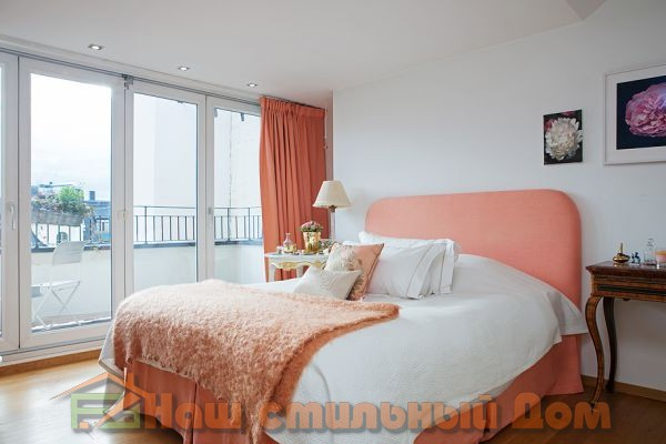 идеи оформления для спальни в скандинавском стиле
