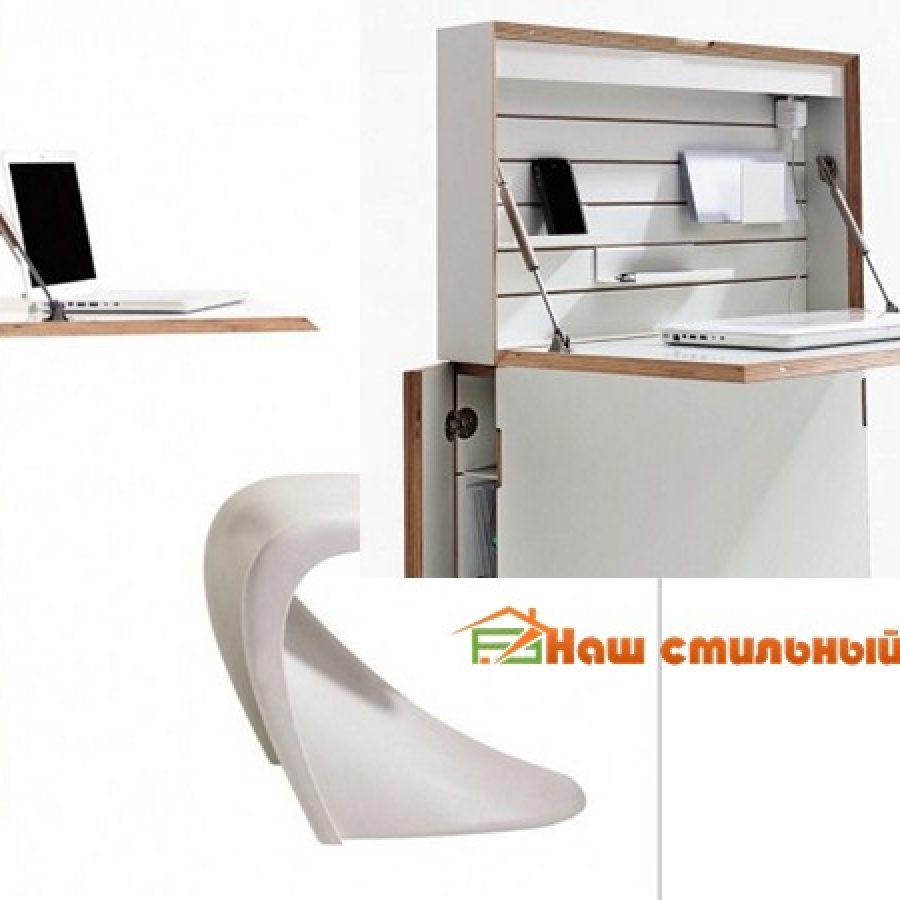 компактный стол под домашний офис