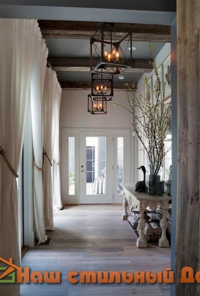 Искусственные балки под дерево - оригинальное и недорогое решение для декора дома