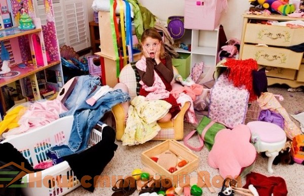 Идеи для шкафов в детскую