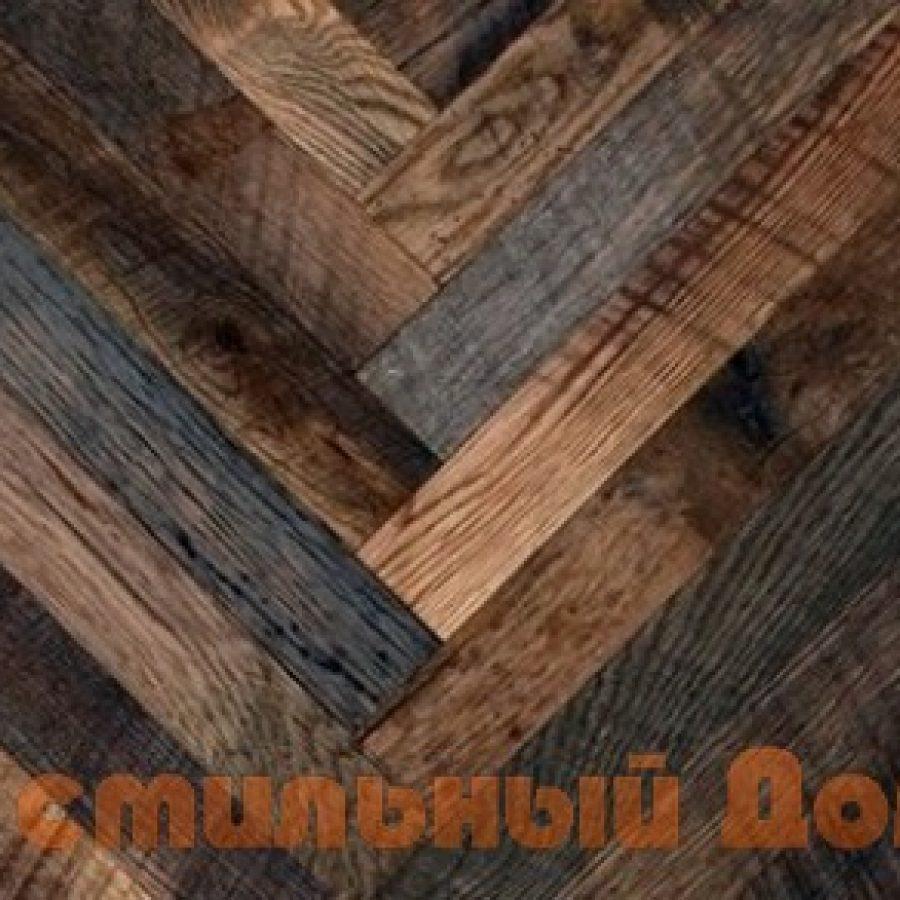 деревянные полы набирают популярность