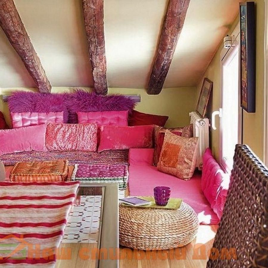 Идеи оформления комнаты в стиле бохо