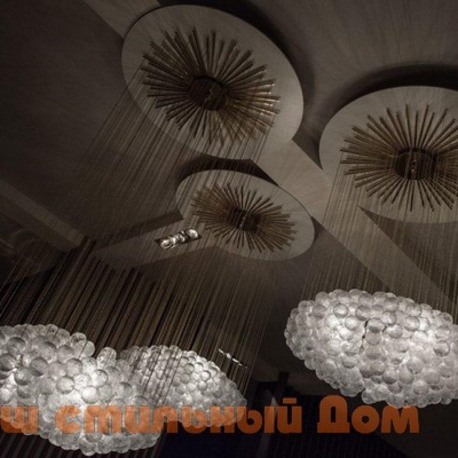 новые идеи дизайна светильников