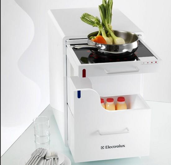 оригинальный холодильник