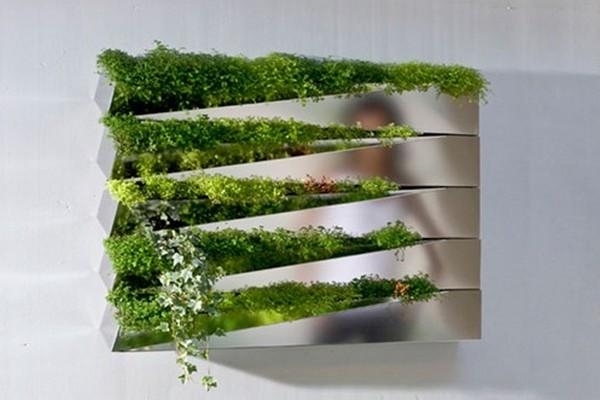 GrassMirro вертикальное озеленение