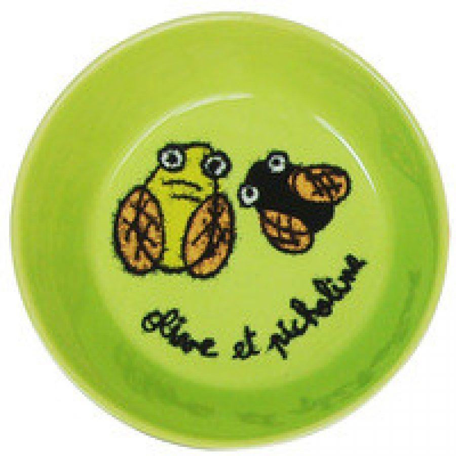 посуда с рисунком