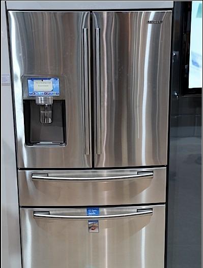 холодильник Samsung WIFI RF3289
