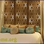 Интерьер спальни в арабском стиле