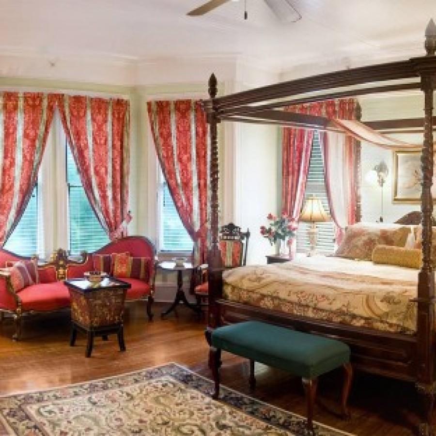 сексуальный дизайн спальни