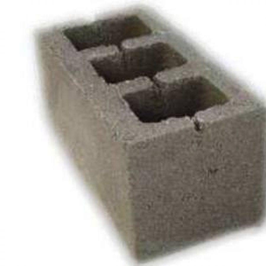 Бетонные стеновые блоки