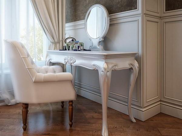 будуар. дизайн интерьера комнаты