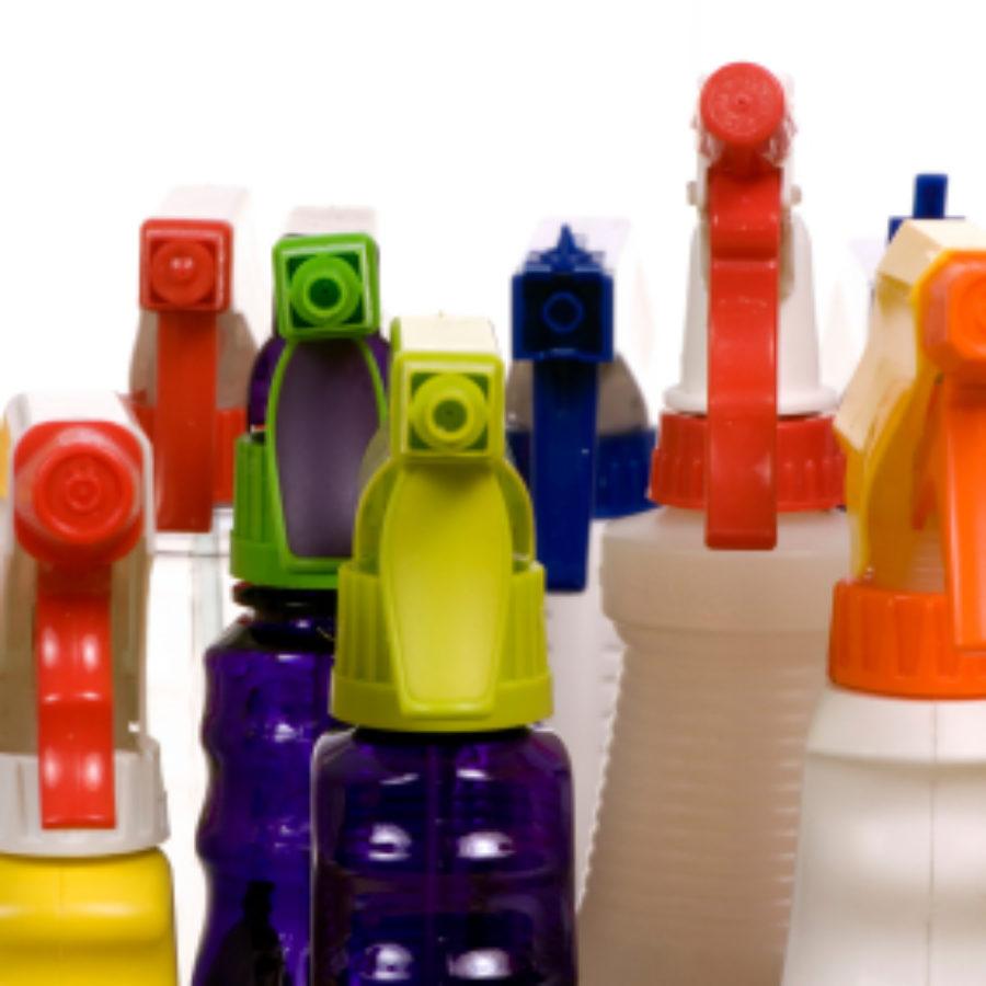 средства для мытья посуды и уборкут