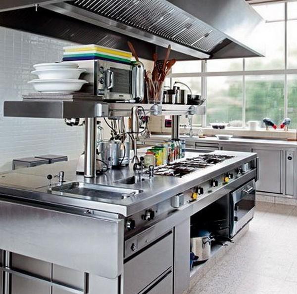 кухня хай-тек