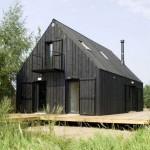 оригинальный дачный домик