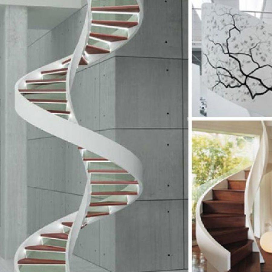 лестницы декор