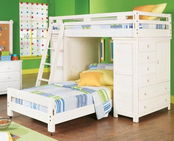 Детской комнаты для двух детей