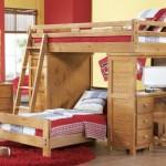 интерьер детской комнаты для двух детей