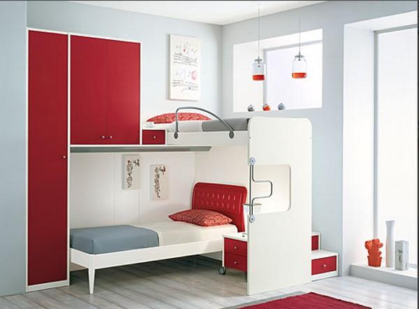 Дизайн в доме в стиле шале