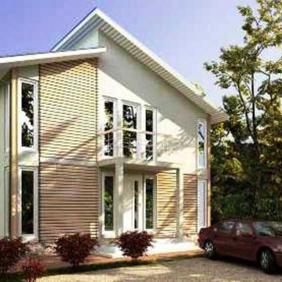 Этапы строительства домов из пеноблоков эконом-класса