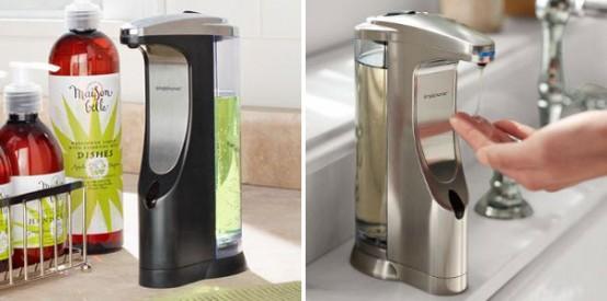 Диспенсеры для жидкого мыла – удобные и привлекательные аксессуары