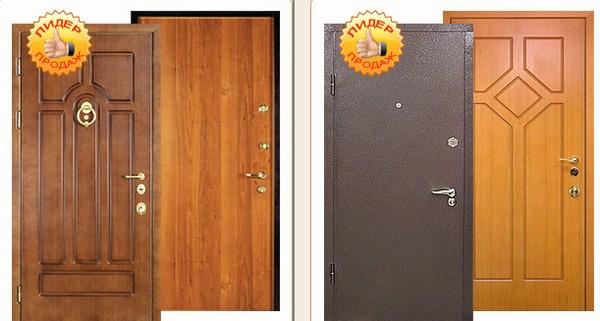входные двери - ваш выбор