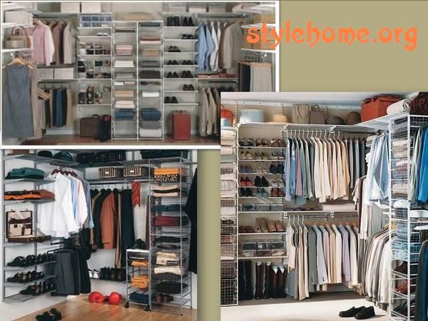 комната для хранения вещей