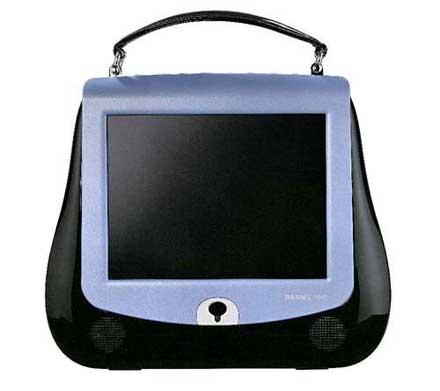 Телевизор - сумочка