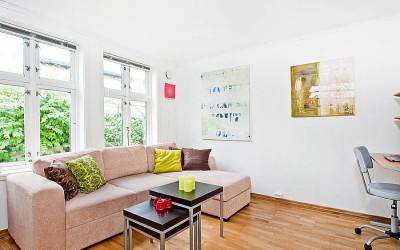 мебель в однокомнатной квартире