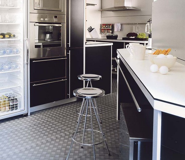 нестандартные кухни, мебель