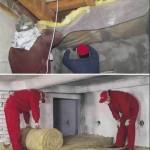 гидроизоляция перекрытий и крыши