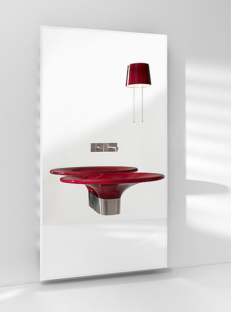 дизайн ванной комнаты Karol